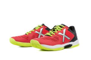 calzado Munich para práctica deportiva de pádel