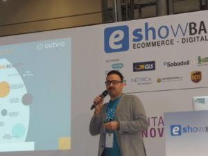 Juan Borrás, CEO de Outvio, nos habla de Amazon en eshow Barcelona