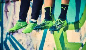 botas de fútbol de Puma Frenzy