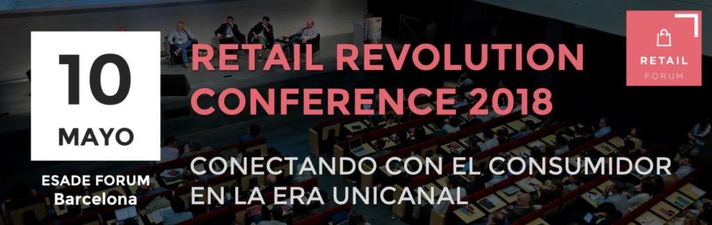 retail revolution conference 2018