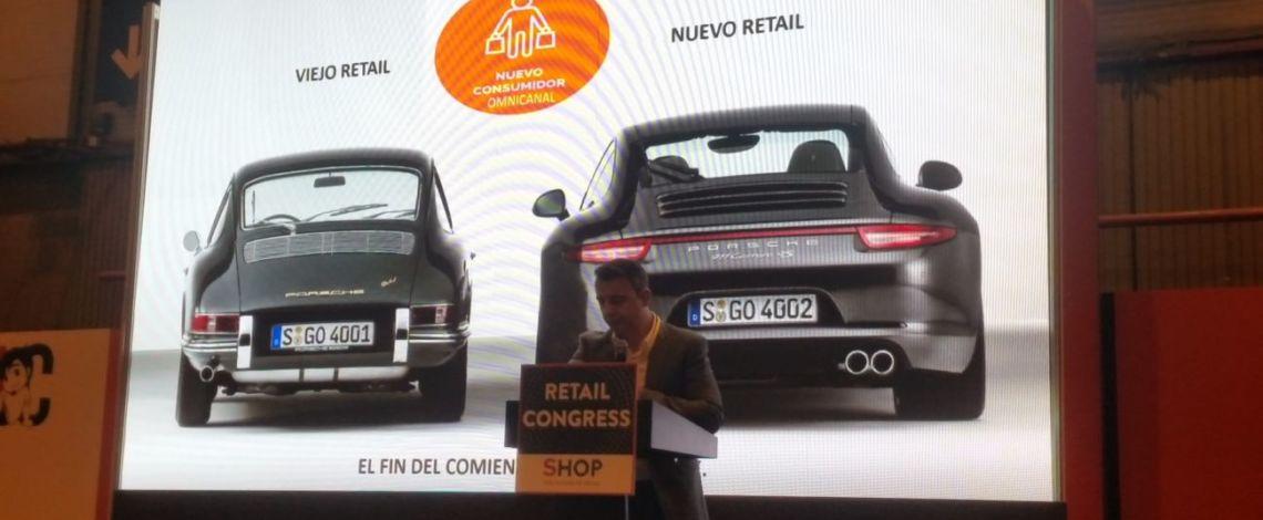 Laureano Turienzo nos habla de la evolución del retail y el comercio electrónico en Shop y Retail Congress