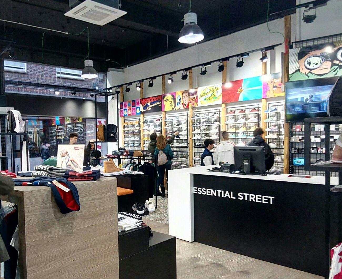 c48bcc565 Essential Street tiendas de deporte y moda deportiva de Deportes Cronos