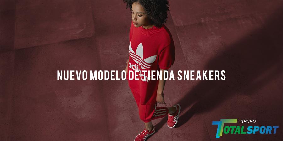 Totalsport estrena un nuevo concepto de tiendas de sneakers en Zaragoza