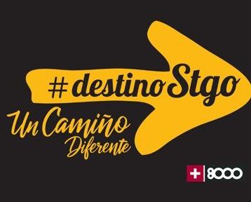 "+8000 reanuda su ""Destino Santiago"""