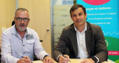 acuerdo entre Cetelem y Atebi, asociación de detallistas de ciclismo