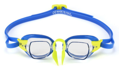 Michael Phelps reinventa las gafas suecas de natación