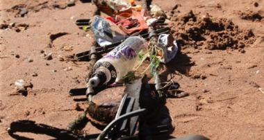 Ternua contribuye a retirar 63 toneladas de plástico del mar