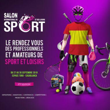 Subvención del 40% para los expositores del Salón del Deporte de Casablanca