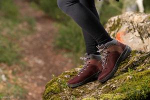 botas femeninas para senderismo de Chiruca