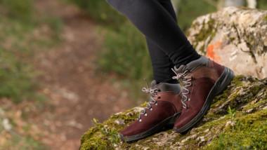 Chiruca renueva el senderismo femenino