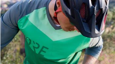 Gore Wear asume el desafío ciclista de montaña