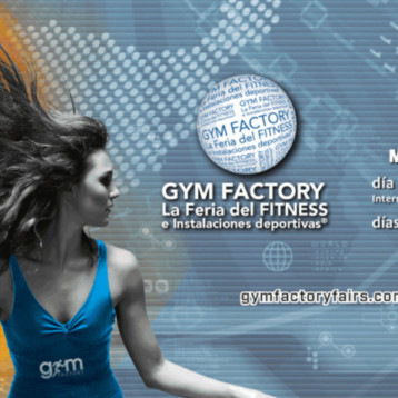 Gym Factory reúne al fitness este fin de semana en Madrid