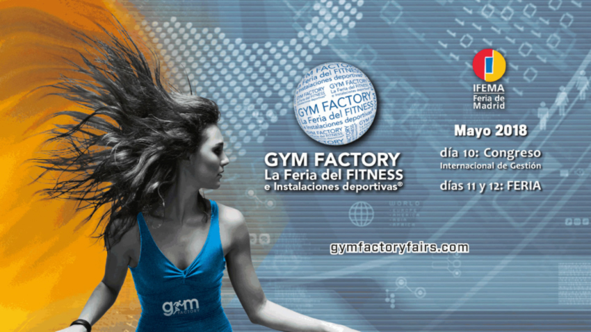 feria Gym Factory de fitness en Ifema, Madrid