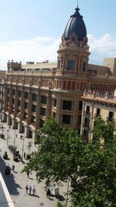 tráfico en calles comerciales segun informe de tc group solutions