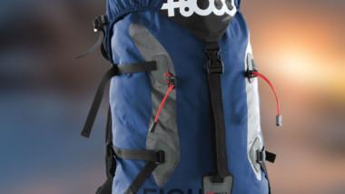 +8000 carga con todo con su nueva mochila técnica