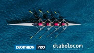 Decathlon optimiza la experiencia de cliente de la mano de Diabolocom