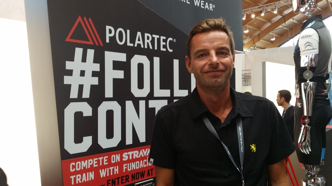 Entrevista a Eric Young, director de Ventas y Marketing de Polartec International