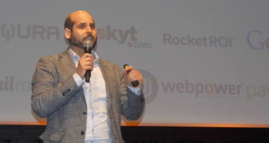 Alberto Marcos, product manager de Correos Express, interviene en Ecommerce Tour Barcelona