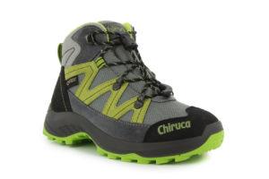 nuevo calzado infantil para senderismo de Chiruca