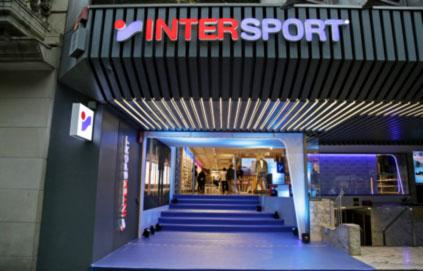 nuevas aperturas de tiendas en Intersport