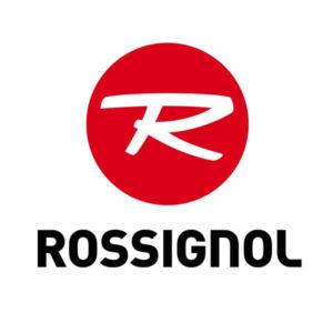 logo de Rossignol, firma de esquí y deportes de invierno y outdoor