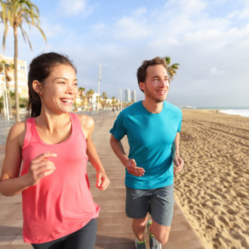 El Gobierno fomenta el deporte saludable en verano