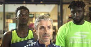 Skechers organiza un evento de running junto a Martín Fiz