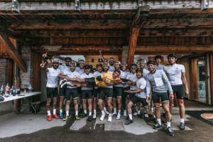 Le Coq Sportif celebra los 30 años de la victoria de Perico Delgado en el Tour de France