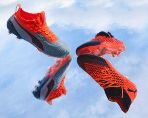 botas de fútbol Puma Future y Puma One