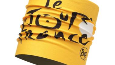 Buff vuelve a tomar la salida del Tour de France con sus tubulares