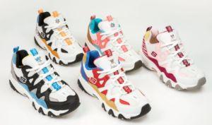 calzado Skechers de edición limitada X One Piece