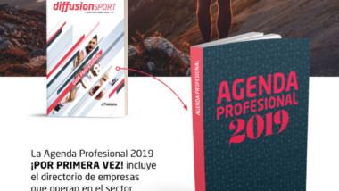 Última llamada para aparecer en la Agenda Profesional 2019