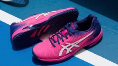 Asics aporta velocidad y agilidad al tenis