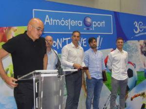 Atmósfera Sport celebra 30 años y 40 jornadas de compra