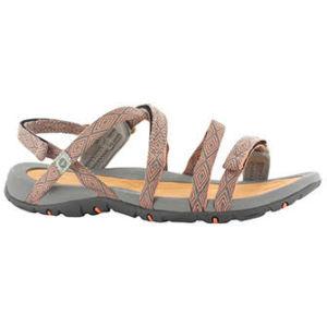 sandalias hi-tec de outdoor para mujer