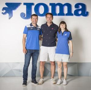 Joma se alía con las asociaciones de fútbol sala