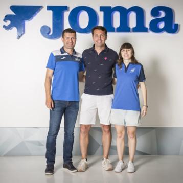 Joma se alía con las Asociaciones del fútbol sala