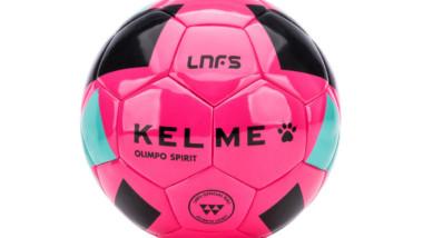 Kelme pone en juego los nuevos balones de la LNFS
