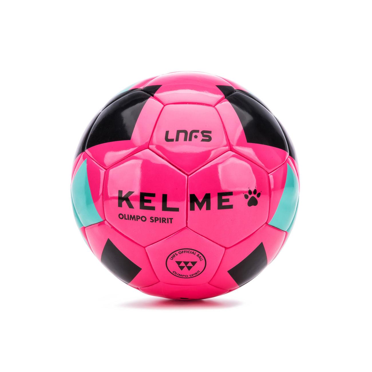 d73f65d7b3c5d Kelme pone en juego los nuevos balones de la LNFS