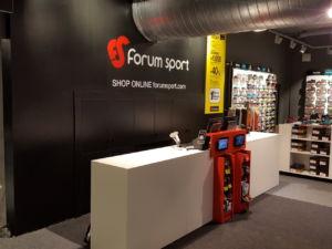 tienda Forum Sport en Palencia
