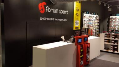 Forum Sport traslada la multicanalidad a su tienda de Palencia