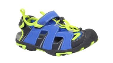 El color adquiere protagonismo en las sandalias de Hi-Tec