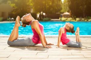 los hábitos saludables en la madre evitan obesidad y sobrepeso a los hijos