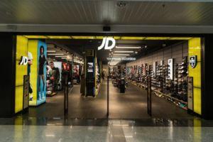 nueva tienda de deporte Jd Sports en Barakaldo