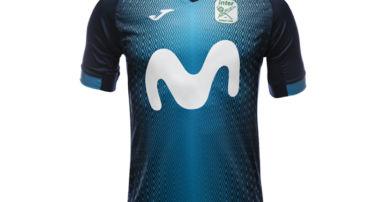 camiseta Joma para el Movistar Inter de fútbol sala
