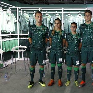 Kappa estrena una tienda en el estadio del Real Betis Balompié