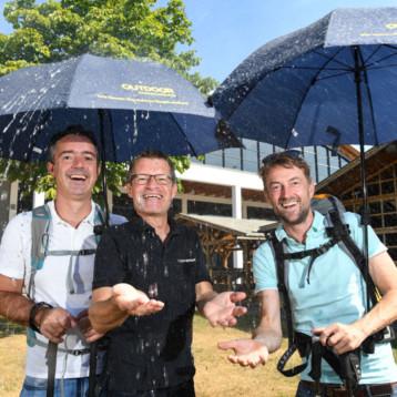 Friedrichshafen programa su feria Outdoor en septiembre