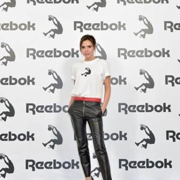 Reebok y Victoria Beckham estrenan su colaboración