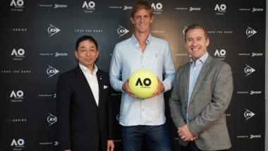 Dunlop se convierte en la bola oficial del Open de Australia de tenis
