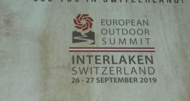 La Cumbre Europea del Outdoor se celebrará en Interlaken en 2019